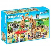 Playmobil - Mi Gran Zoo - 6634