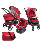 Chicco - Trio StyleGo - Red Passion