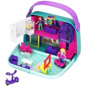 Polly Pocket - Cofre Centro Comercial